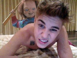 Bieber and Chucky
