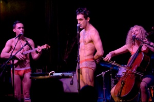 The Skivvies, Wes Taylor© Monica Simoes