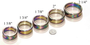 titanium cock rings