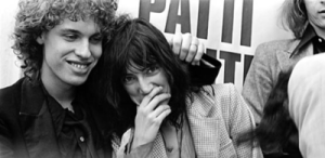 Richard Sohl & Patti Smith 3