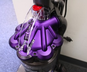 A Dyson vac. I could spend all day with this delight!