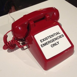 existential emergency