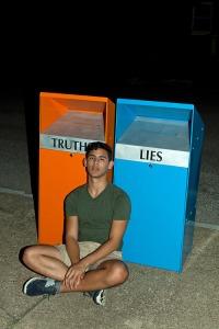 truth - lies