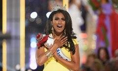 Miss America winner Nina Davuluri
