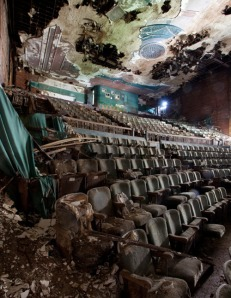 theatre destroyed