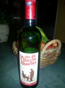 Uncle Charlie Wine