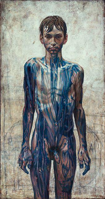 Blue Vincent