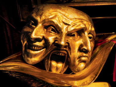commedia masks 2