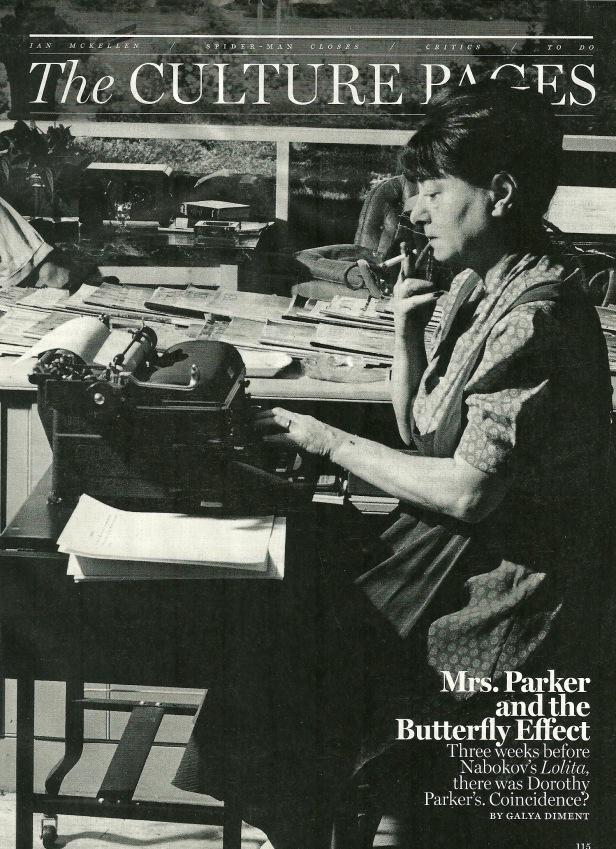 Parker, Dorothy New York magazine