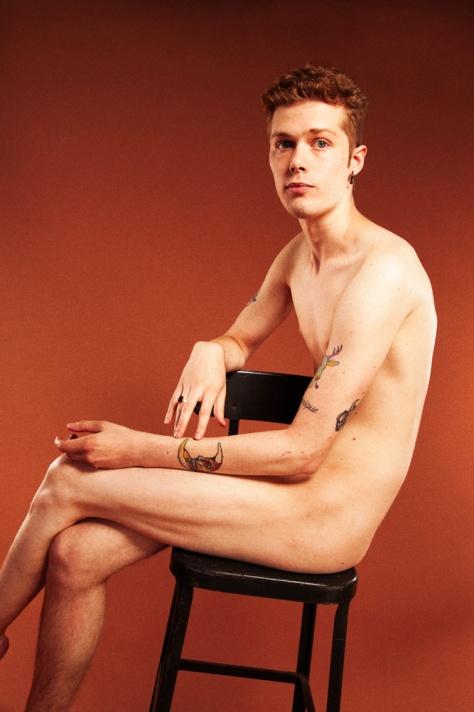 Ryan McGinley : Oliver 2/ 2012