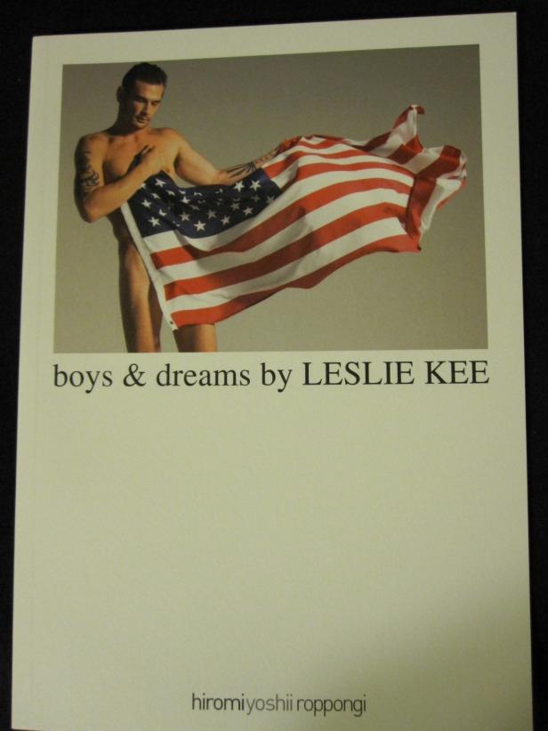 Boys & Dreams Leslie Kee cover