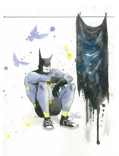 Depressed-Batman