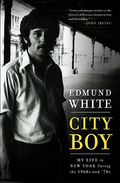edmund white city boy