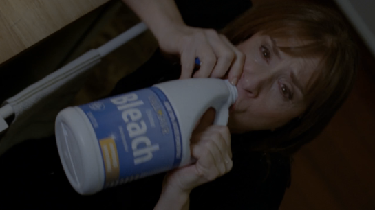 LuPone Patti drinking bleach