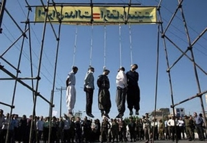 Gay Iranians Lynched