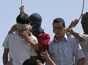 Gay Iranian Teens being lynched