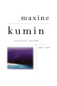 Kumin, Maxine