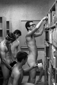 Library Boys