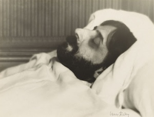 proust on deathbed source getty museum