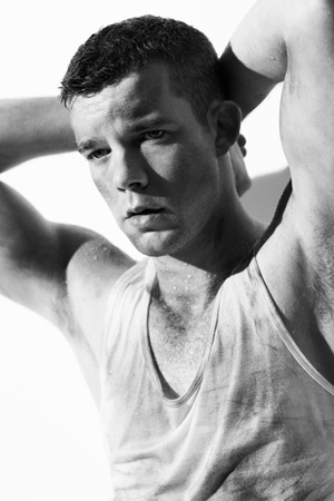 My HUSBAND, Russell Tovey