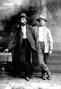 Verlaine & Rimbaud photo 1873