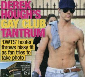 Derek Hough Gay Mag