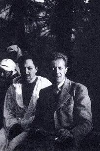 Tennessee Williams and Paul Bowles
