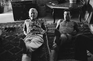 Paul Bowles and Mohammed Mrabet