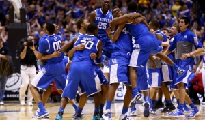 Kentucky 75 v Michigan 72