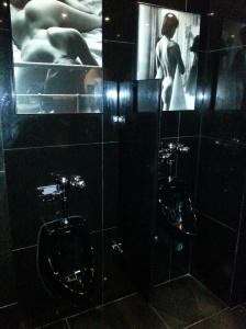 Black Urinals at Proof