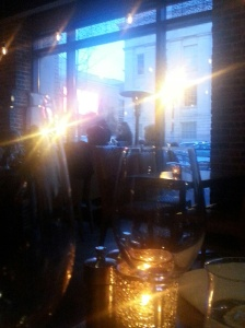 Table view at Proof