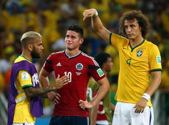 Brazil - Colombia 2
