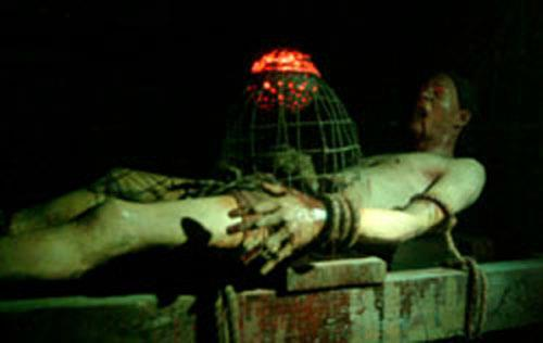 inquisition rat torture