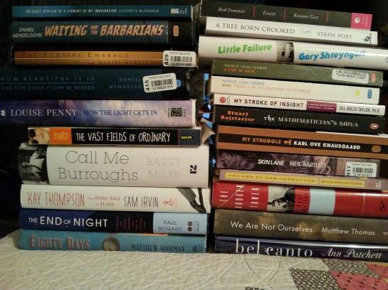 Books August 2014
