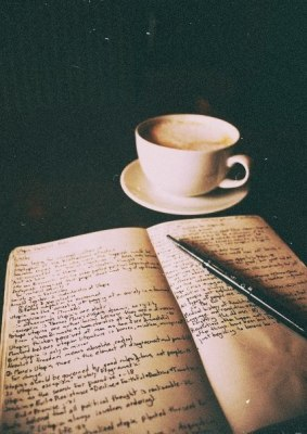 coffee write